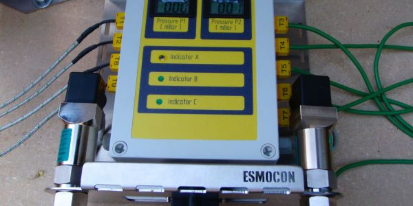 Embedded measuring systems